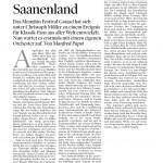 thumbnail of NZZ am Sonntag 30. Mai 2010